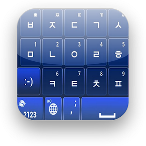Guide for korean keyboard free icon