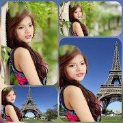 Cut Paste Photo Editor icon