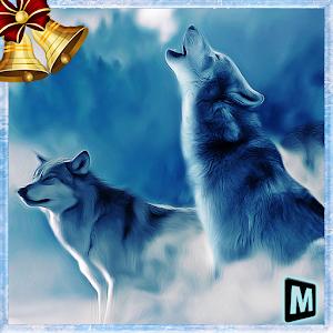 Arctic Wolf Sim 3D icon