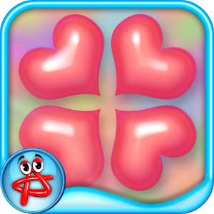 Valentine Hearts:Match3 Puzzle icon