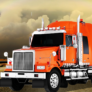Heavy Truck Driver icon