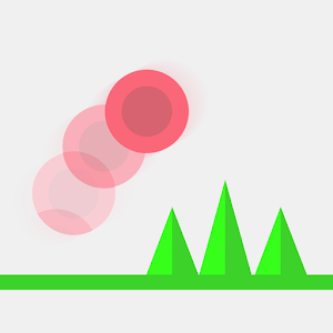 Bouncy Ball: Dash Jump in Line icon