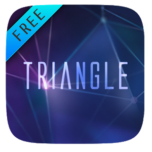 (FREE) TRIANGLE GO BIG THEME icon