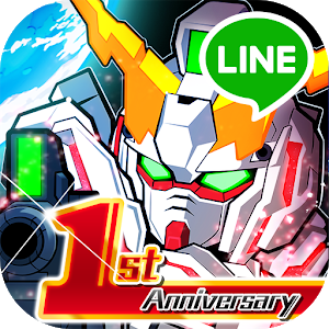 LINE: 鋼彈大亂鬥 icon