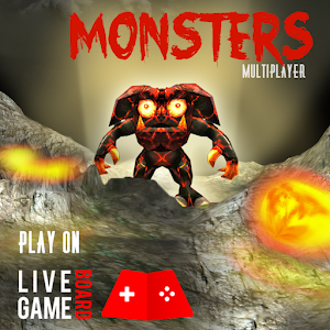 Monsters Multiplayer - AR/VR icon