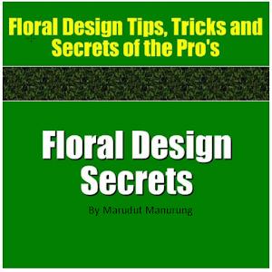 Floral Design Secret CH1 icon