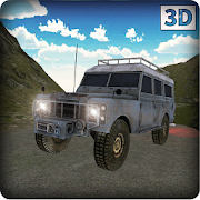 Mountain Jeep Driver-Adventure Drive game icon