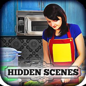Hidden Scenes - Home Kitchen icon