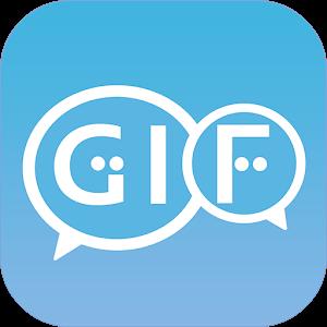 GIF builder Animated emoticon icon