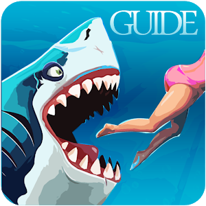 Free Hungry Shark World Guide icon