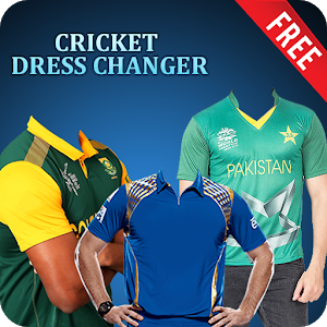 Cricket Dress Changer 2017 icon