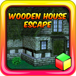 Wooden House Escape Game icon
