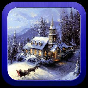 Winter Night Escape icon