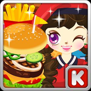 Judy's Hamburger Maker - Cook icon