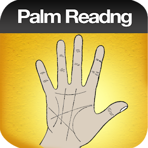 Palm Reading Secret Lite icon