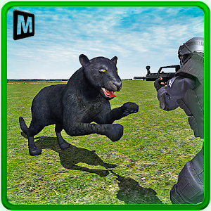 Real Panther Simulator 2016 icon