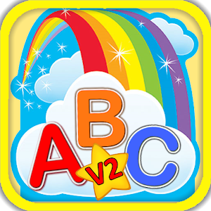 ABC Flashcards For Kids V2 icon