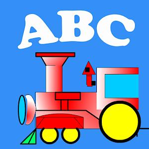 Alphabet Train Free icon