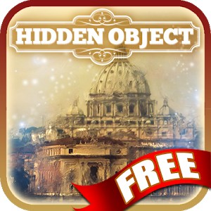 Hidden Object: Romantic Places icon