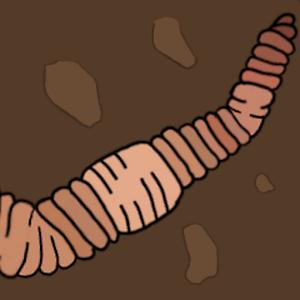 Spastic Worm icon