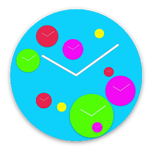 Smart Color watch icon