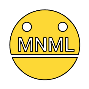 MNML YELLOW ICON PACK icon