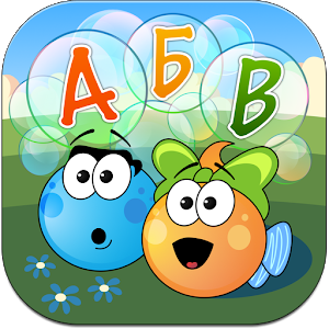 ABC with Bubbles (Russian) icon