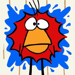 PEEP Paint Splat icon