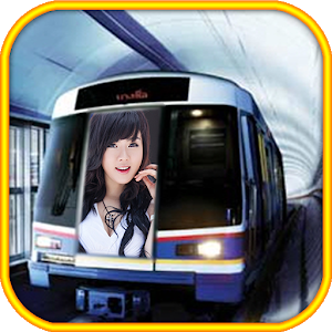 Train Subway Photo Frames icon