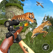 Deer Hunting Sniper Hunter 2018 icon