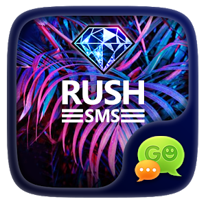 (FREE) GO SMS RUSH THEME icon