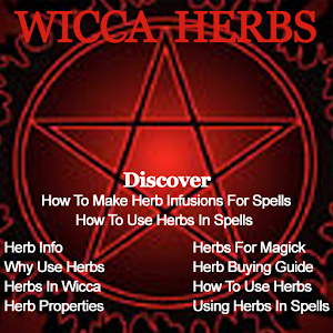 Wicca Herbs icon