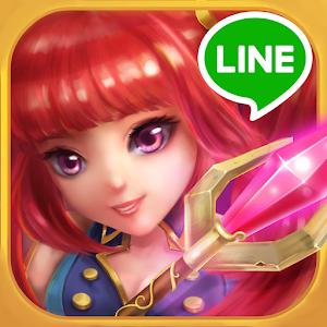 LINE Blades of Revenge icon