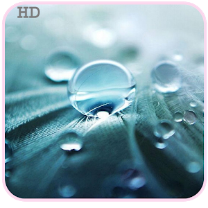 G3 Raindrops Live HD Wallpaper icon