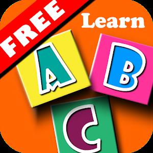 Preschool game: Writing ABC icon