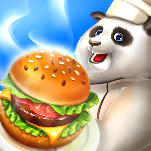 Panda Cooking Fever icon