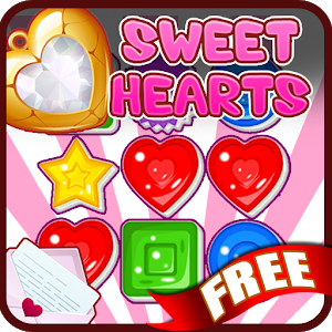 Sweet Hearts Free icon