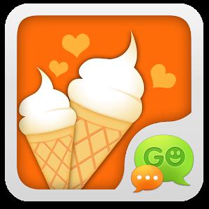 GO SMS Pro Dessert House Theme icon