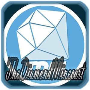 the diamond minecart apprecs