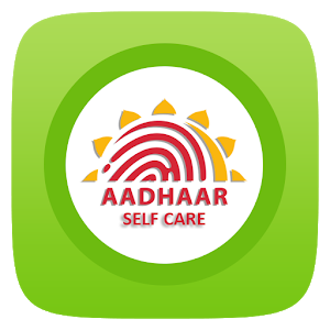 Aadhaar Self Care icon