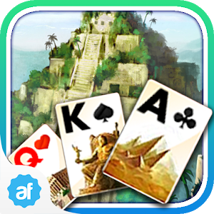 Ancient Wonders Solitaire Free icon