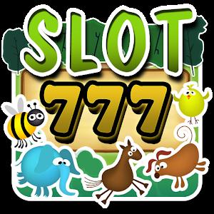 777 Amazon animal slots icon