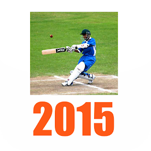Cricket WorldCup 2015 Schedule icon