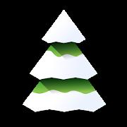 Paper Winter Live Wallpaper icon