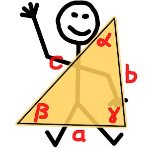 Triangles icon