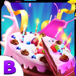 Cake Master Cooking - Food Design Baking Games icon
