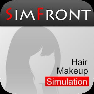 Hairstyle Simulator - SimFront icon