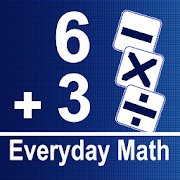 Everyday Math Facts Pracise Master for Homeschool icon