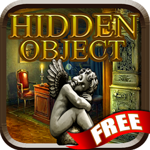 Hidden Object Detective Files icon