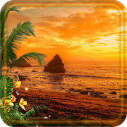 Tropical Sunset icon